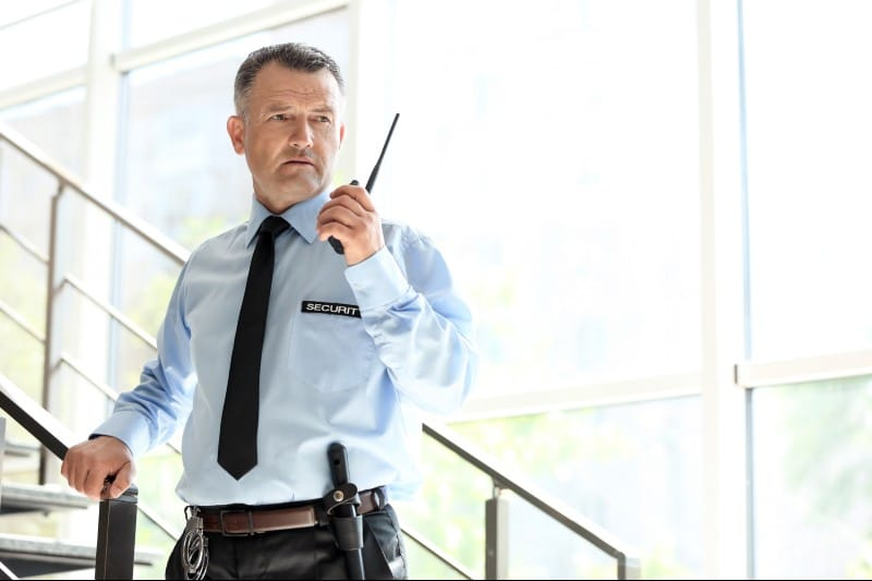 Private Security Companies - Strattons Security company